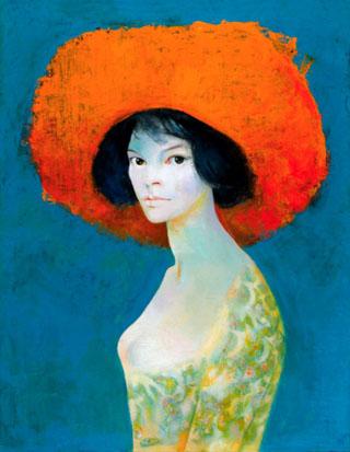 Autoritratto, 1968 - Leonor Fini