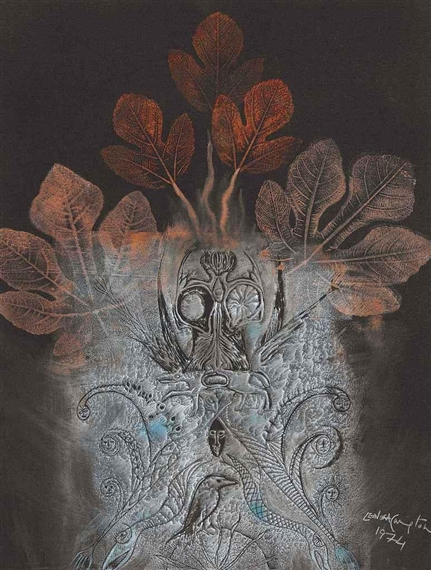 The Fig Mother, 1974 - Leonora Carrington
