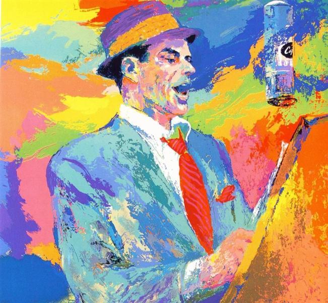 Frank Sinatra Duets, 1994 - LeRoy Neiman