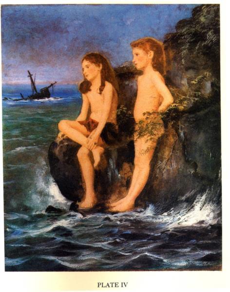 Henderson Annie and Frances, 1879 - Lewis Carroll