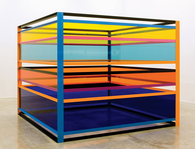 Rescinded Production, 2008 - Liam Gillick
