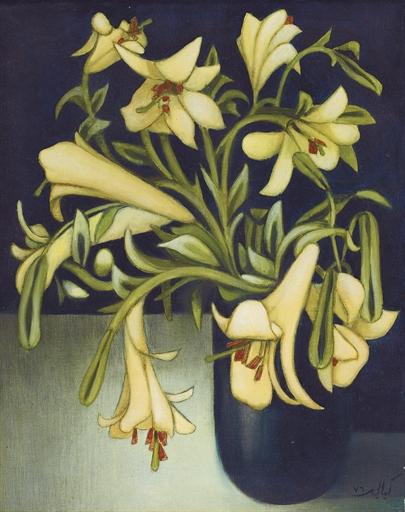 Irises - Louay Kayyali