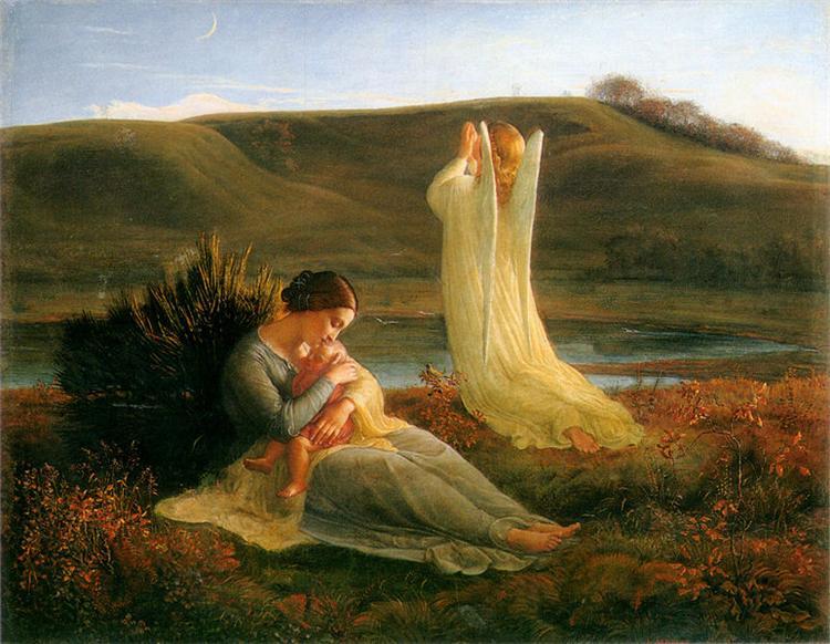 Poème de l'âme 3: L'Ange et la mère - Луї Жанмо