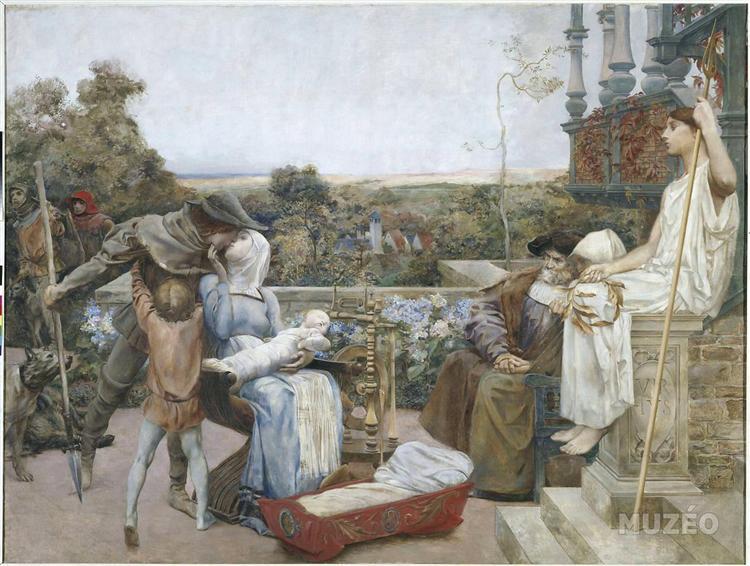 The Family, 1901 - Люк-Олів'є Мерсон