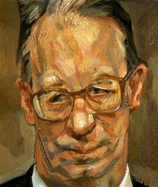Robert Fellowes, 1999 - Lucian Freud