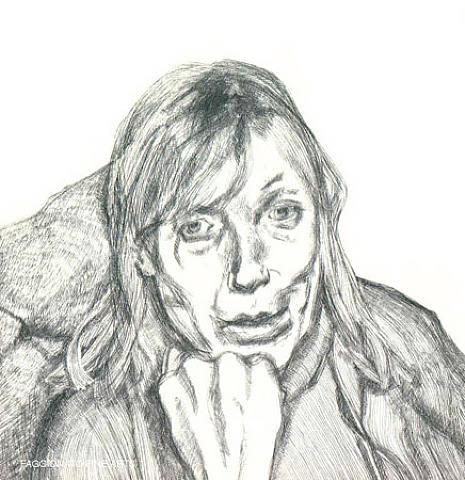 Susanna, 1996 - Lucian Freud