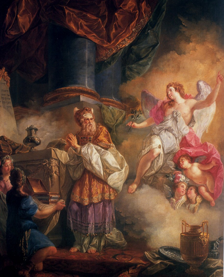 Image result for zechariah and the angel