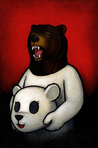 Bear in Mind, 2006 - Luke Chueh