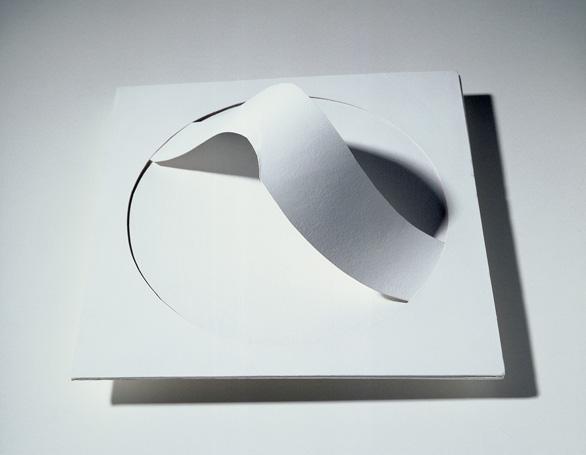Book of Architecture. Free Lance Concrete, 1960 - Lygia Pape