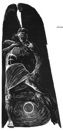 Genesis: 32 (Jacob wrestles with the angel) - Лінд Ворд