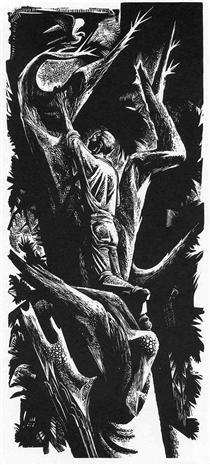 Man Climbing - Лінд Ворд