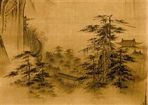 Dancing and Singing (Peasants Returning from Work) (detail 1) - Ma Yuan