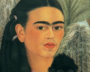 Fulang-Chang and I - Frida Kahlo