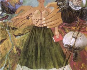 Marxism Will Give Health to the Sick - Frida Kahlo