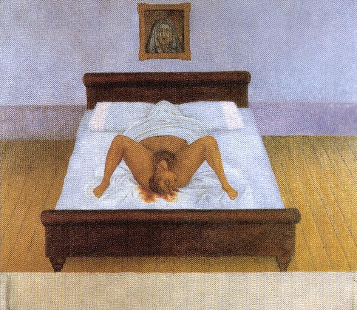 Frida Kalo My-birth-1932