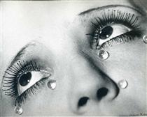 Glass tears - Man Ray