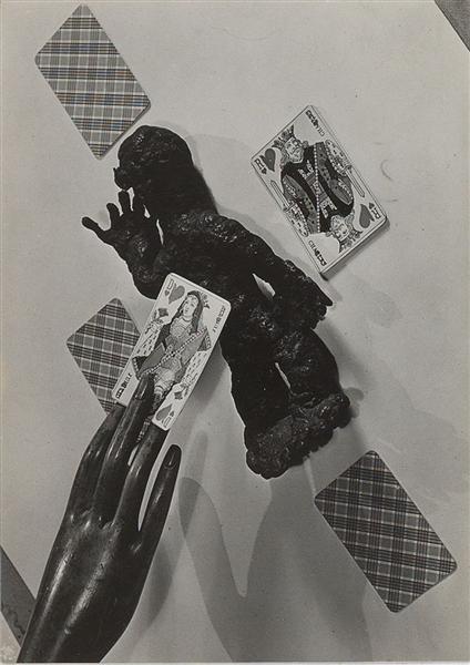 Me, She, 1934 - Man Ray