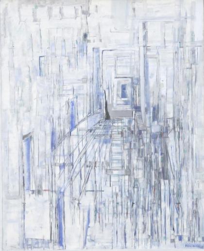 Passage of the Mirrors, 1981 - Maria Helena Vieira da Silva