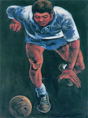 Der Mittelstürmer, 1959 - Mario Comensoli