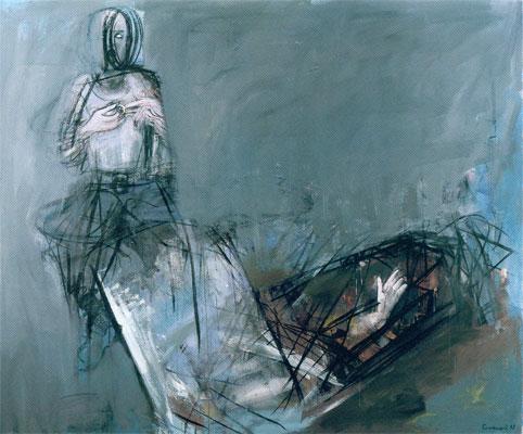 La bague, 1993 - Mario Comensoli