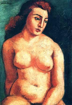 Nude, 1932 - Mario Eloy