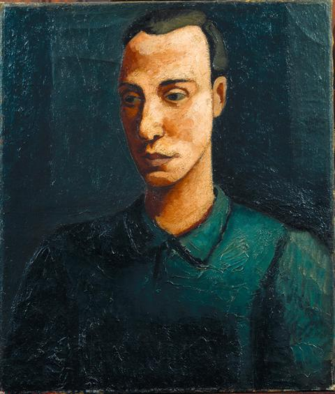 Self-Portrait, 1928 - Mario Eloy