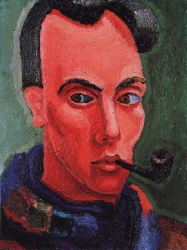 Self-Portrait, 1939 - Mario Eloy