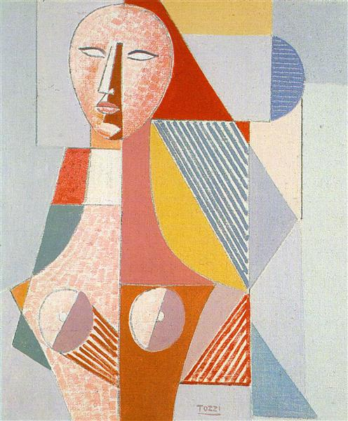 Eternitè, 1979 - Mario Tozzi