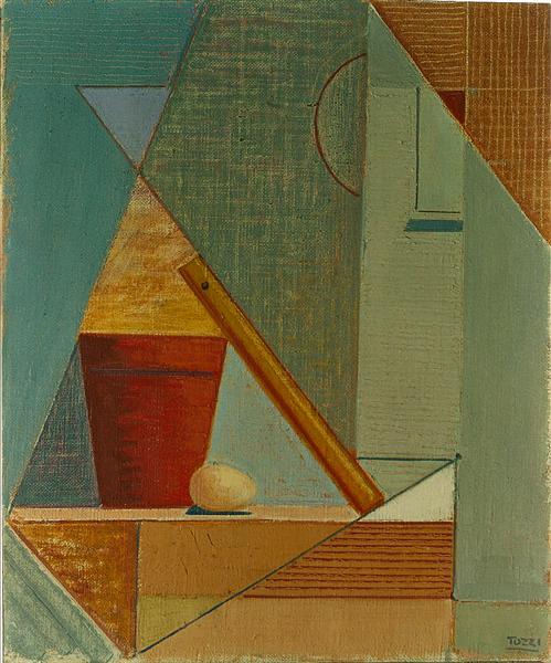 Le Pot et L'Oeuf - Mario Tozzi