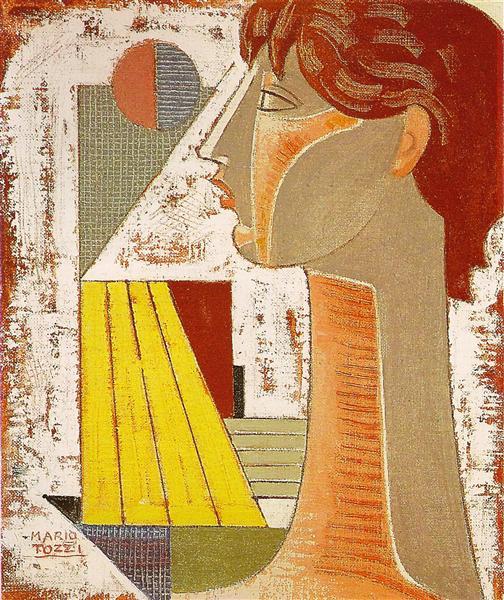 Testa, 1972 - Mario Tozzi