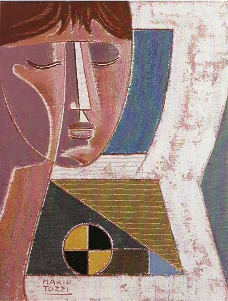 Testina, 1974 - Mario Tozzi