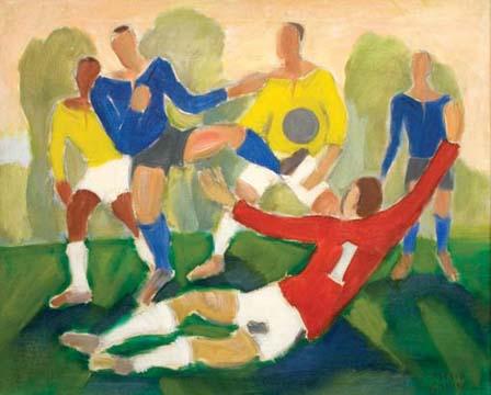 Football - Маріо Заніні