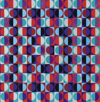 Variations cinétiques, 1971 - Марта Бото