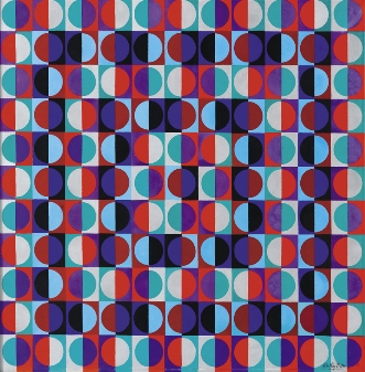Variations cinétiques - Martha Boto