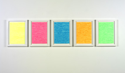 Work No. 436, 2005 - Martin Creed