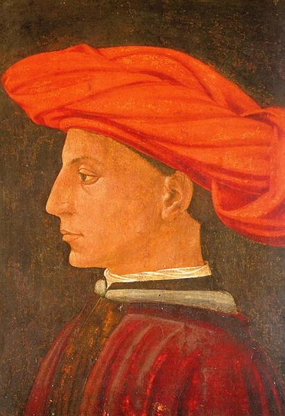 Portrait of a Young Man - Masaccio