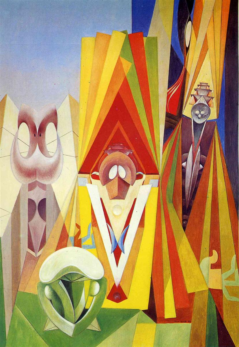 Homage å Max Ernst | An Homage to one of my very favourite