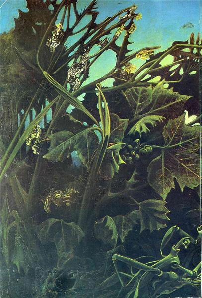 Lust for life, 1936 - Max Ernst