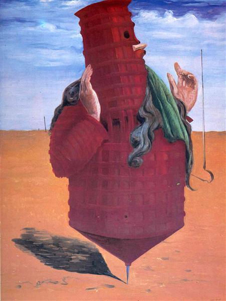 Ubu Imperator, 1923 - Max Ernst