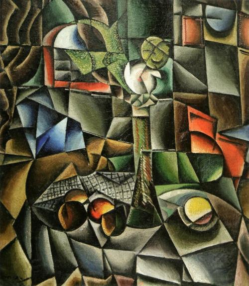 Still Life, 1922 - M. H. Maxy