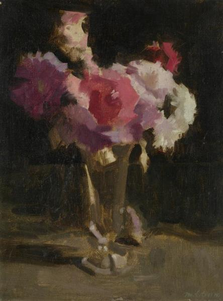 Flowerpiece, 1925 - Max Meldrum