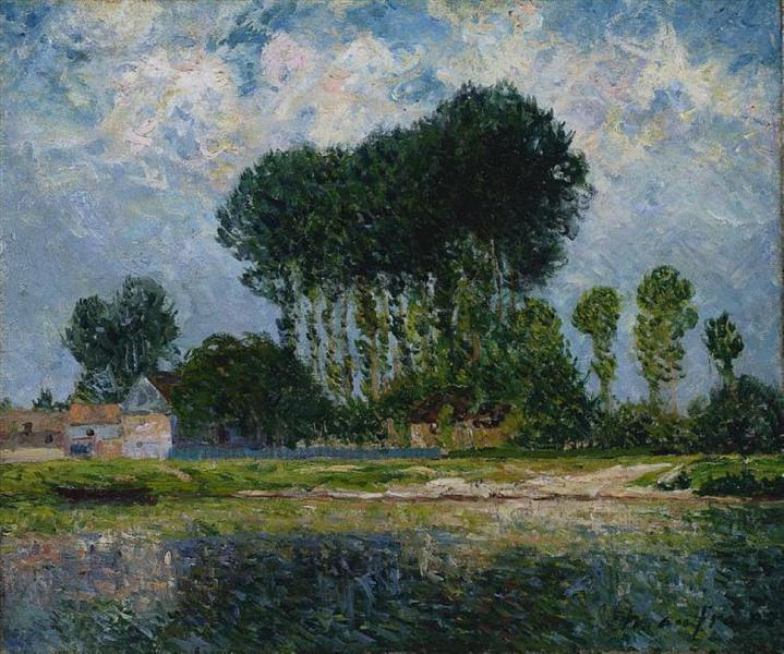 The River, 1902 - Maxime Maufra