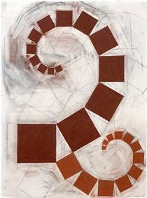 Pythagoras (2) - Mel Bochner