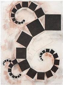 Pythagoras (3) - Mel Bochner