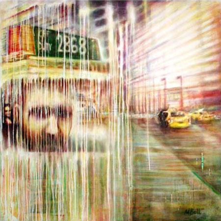 Getaway Car, c.2008 - c.2009 - Michael Bell