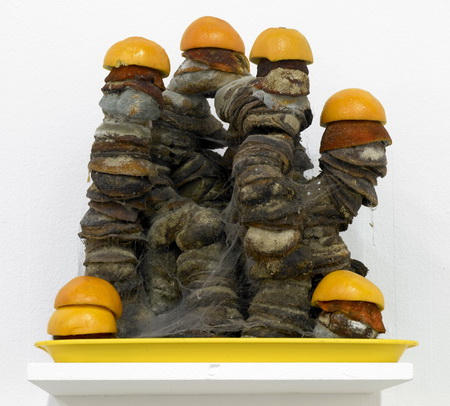 Sculptcure (par Jean-Luc Blanc), 2007 - Michel Blazy