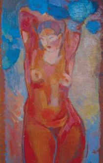 Nude - Michel Simonidy
