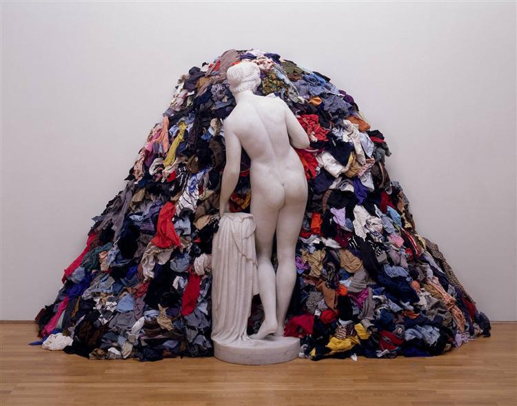 Venus of the Rags, 1967 - Michelangelo Pistoletto