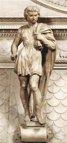 St. Proculus - Michelangelo