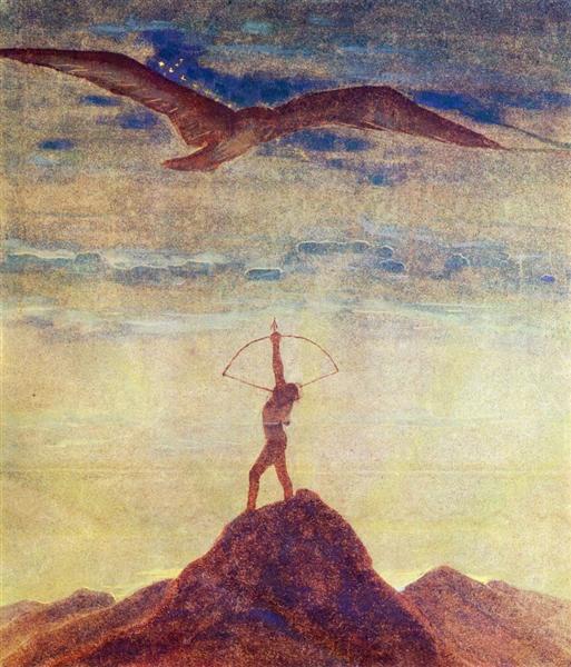 Sagittarius - Mikalojus Konstantinas Ciurlionis